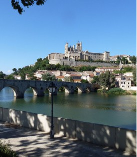 "ITINERARY  ""BÉZIERS THE AMAZING ONE"""